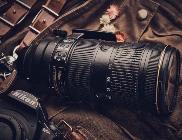 Nikon AF-S NIKKOR 70-200mm