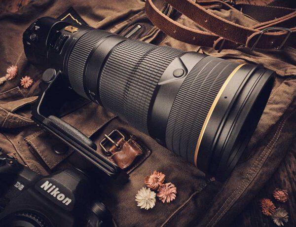 Nikon AF-S NIKKOR 180-400 mm