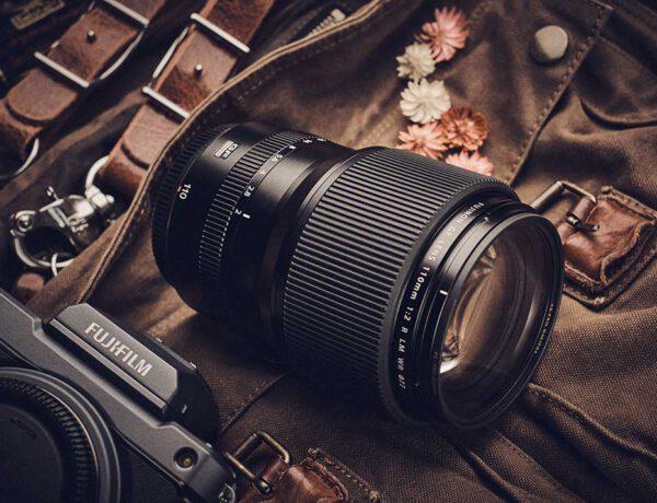 Fujifilm Fujinon GF 110mm