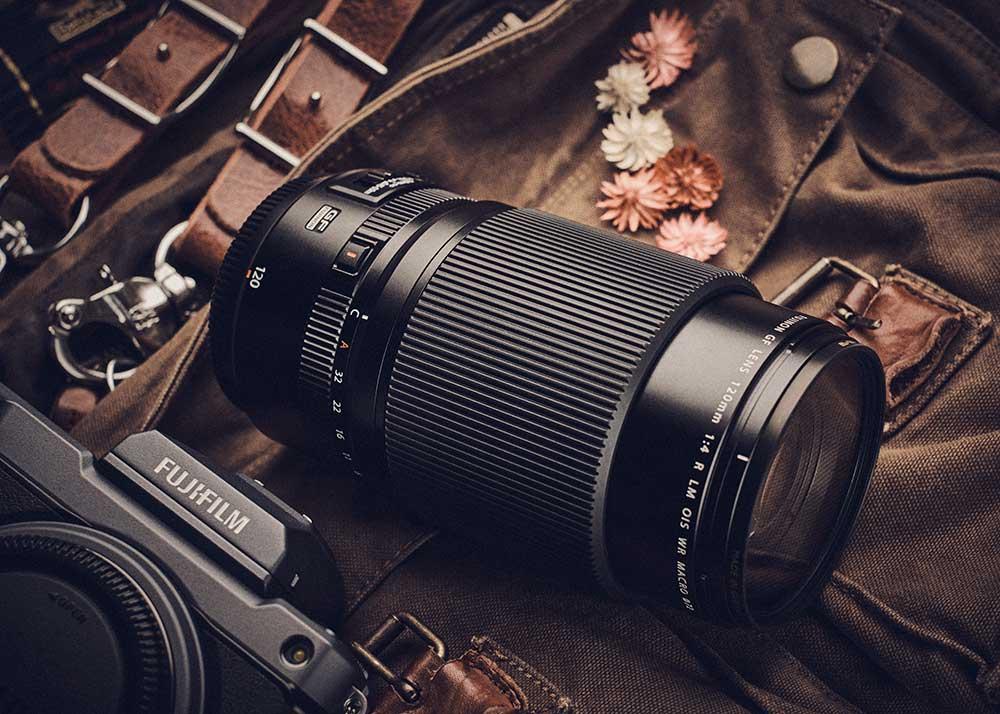 Fujifilm Fujinon GF 120mm