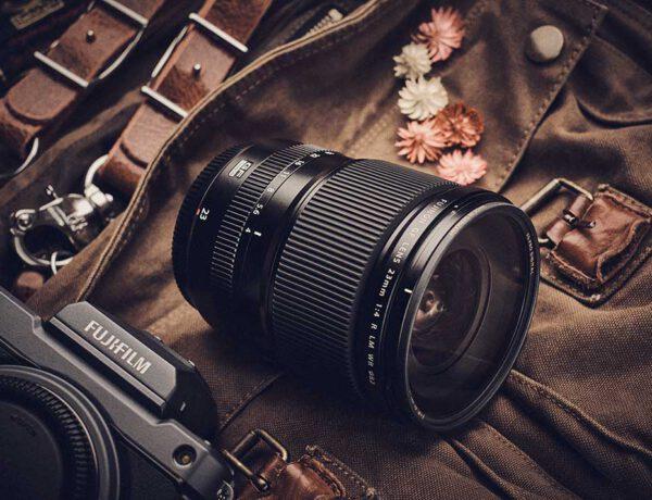 Fujifilm Fujinon GF 23mm