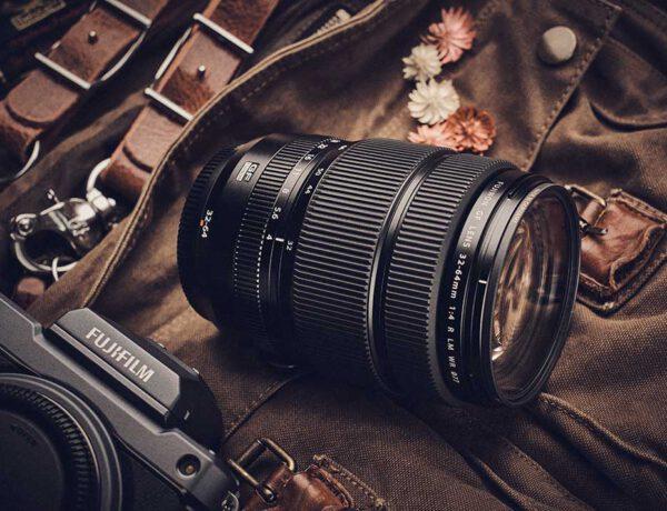 Fujifilm Fujinon GF 32-64mm