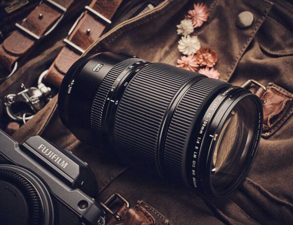 Fujifilm Fujinon GF 45-100mm