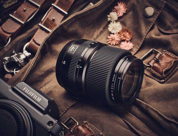 Fujifilm Fujinon GF 45mm