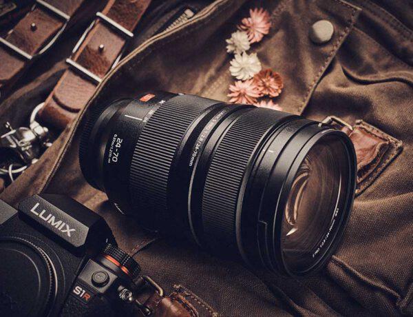 Panasonic Lumix S Pro 24-70mm