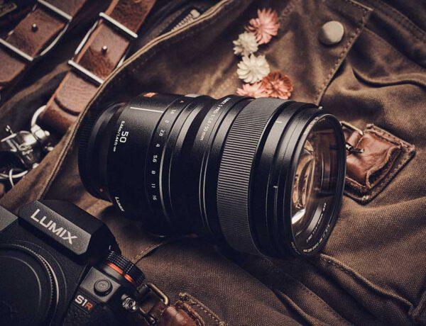Panasonic Lumix S Pro 50mm