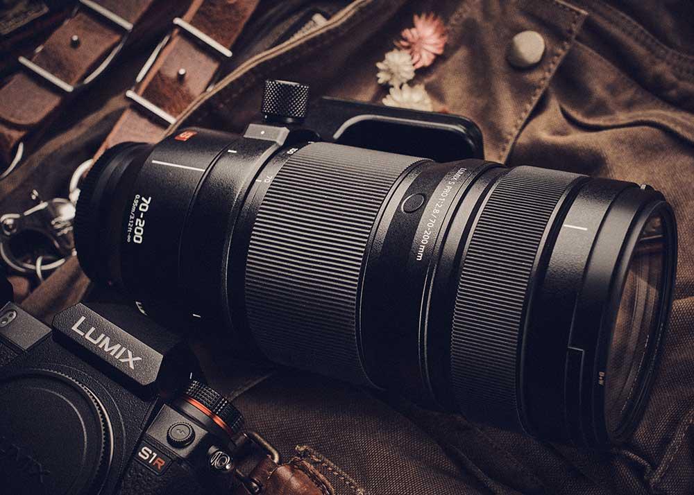 Panasonic Lumix S Pro 70-200mm