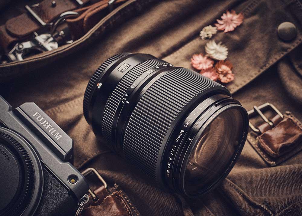 Fujifilm Fujinon GF 80mm