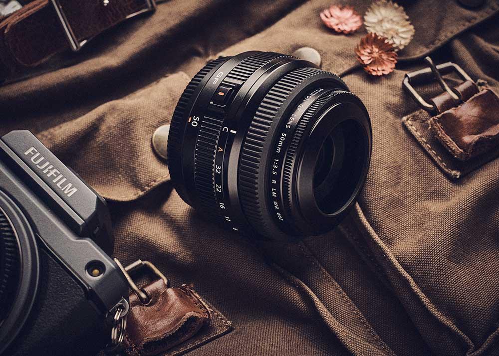 Fujifilm Fujinon GF 50mm