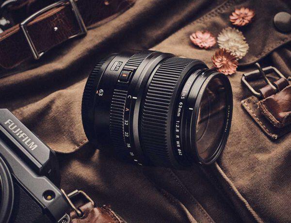 Fujifilm Fujinon GF 63mm