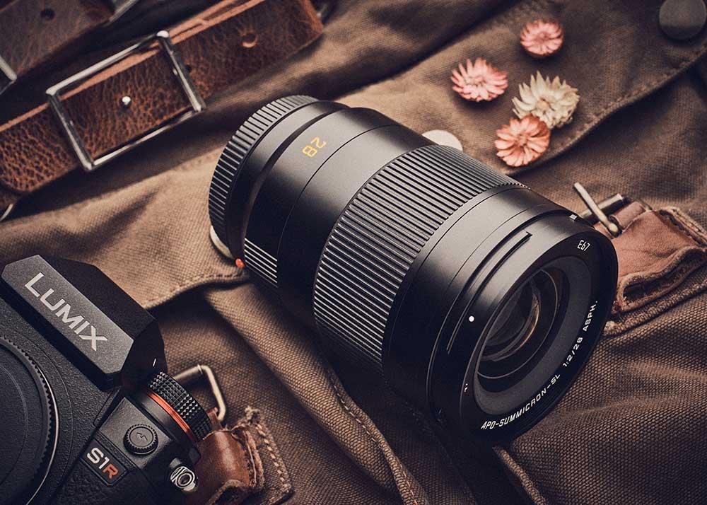 Leica APO-Summicron-SL 1:2/28MM ASPH