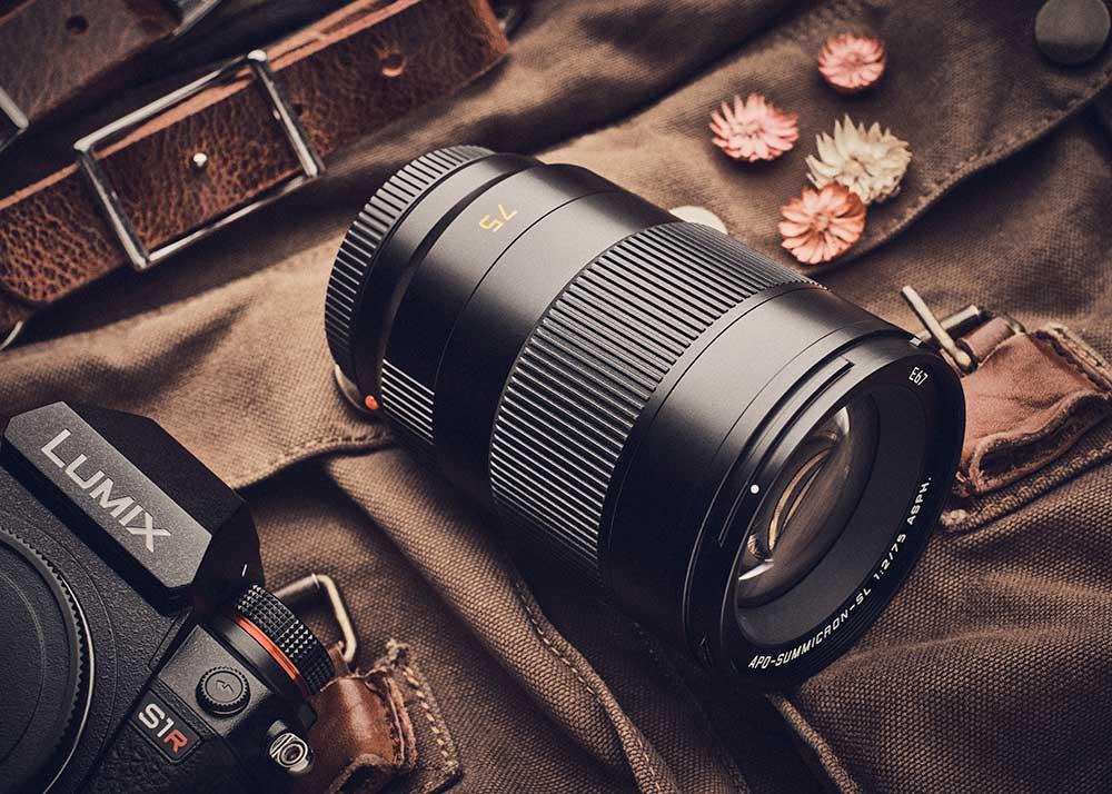 Leica APO-Summicron-SL 1:2/75MM ASPH